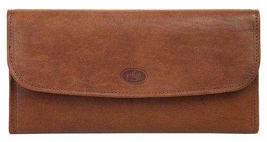Piké Brieftasche (1-tlg), 2fach klappbar