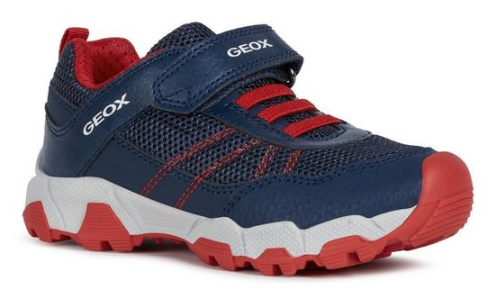Geox Kids »J Magnetar« Sneaker mit sportiver Gummilaufsohle