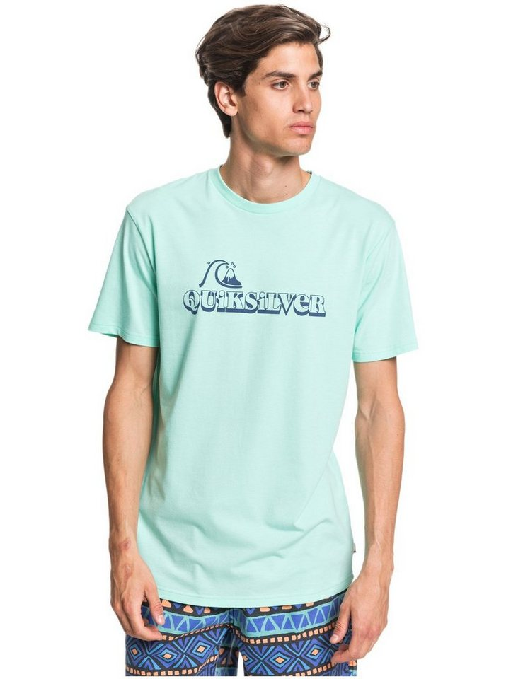 quiksilver -  T-Shirt »Lost Sparks«