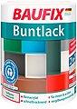 Baufix Acryl-Buntlack, 1 Liter, grau, Bild 1