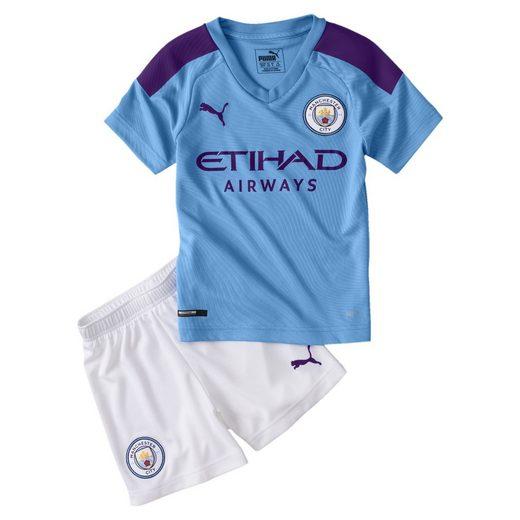 PUMA T-Shirt »Manchester City FC Kinder Heim Mini Set«