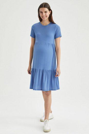 DeFacto Umstandskleid »DeFacto Damen Umstandskleid A-LINE DRESS«