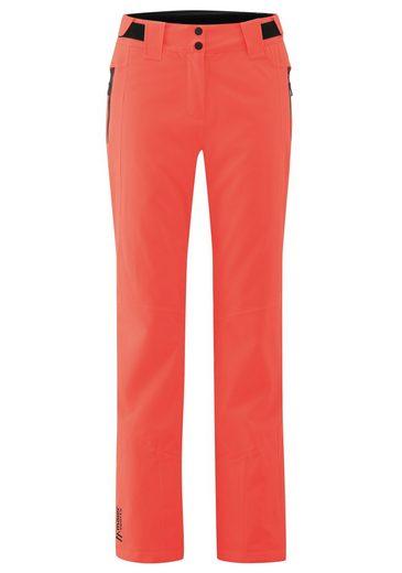 Maier Sports Skihose »Coral Pants« Feminin, sportliche Skihose in schlanker Silhouette