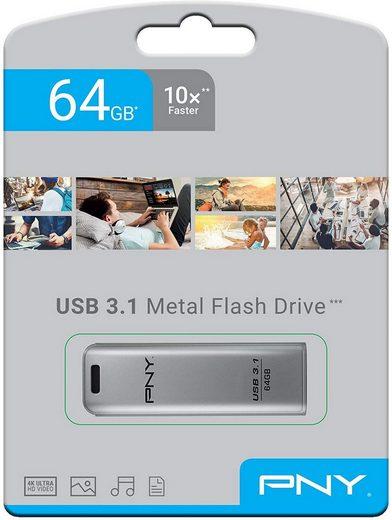 PNY USB-Stick (Lesegeschwindigkeit 80 MB/s)