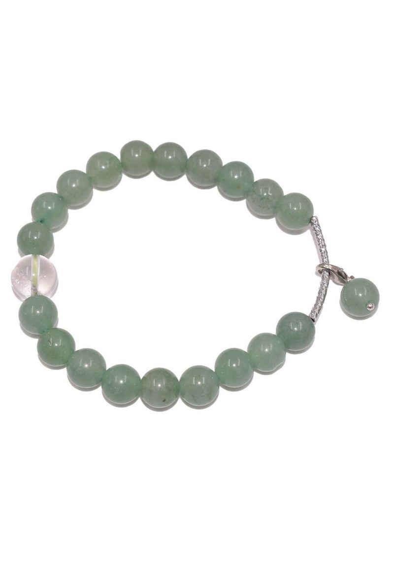 Firetti Charm-Armband »Sternzeichen«, Made in Germany - mit Edelsteinen