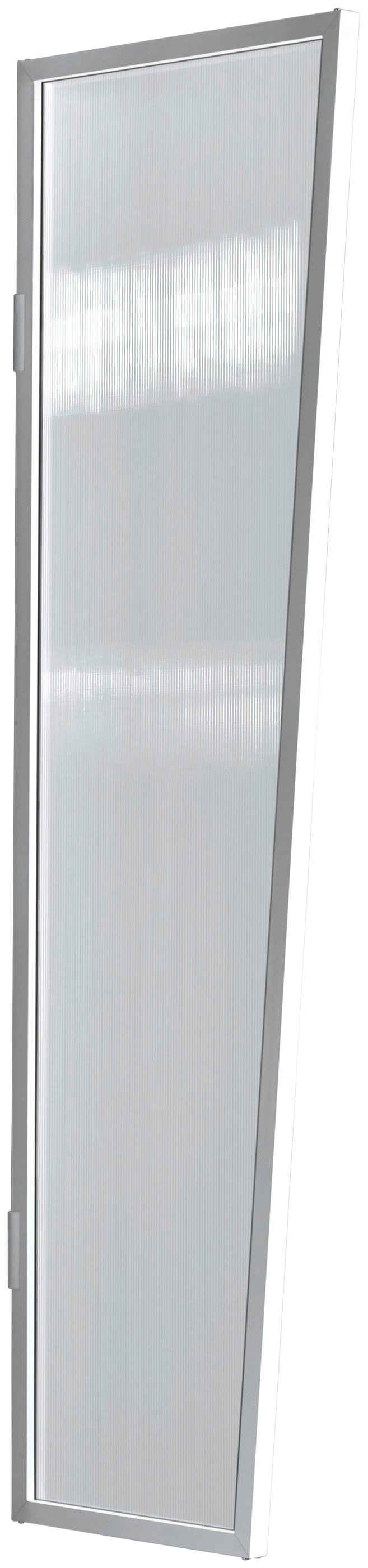 GUTTA Seitenblende »B1 PC klar«, TxH: 45-60x200 cm