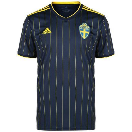 adidas Performance Fußballtrikot »Schweden Away Em 2021«