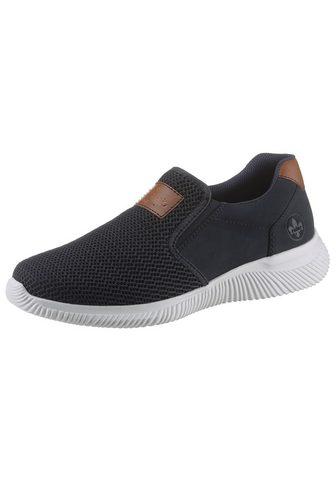 Rieker Sneaker su Kontrastbesatz