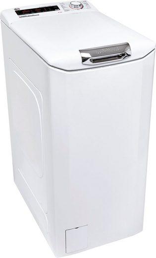Hoover Waschmaschine Toplader H3TFMQ48TAMCE-84, 8 kg, 1400 U/min
