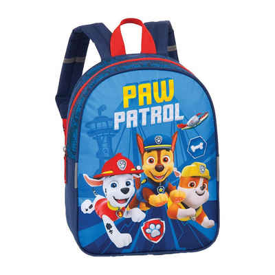 fabrizio® Kindergartentasche »Kinderrucksack PAW Patrol blau«