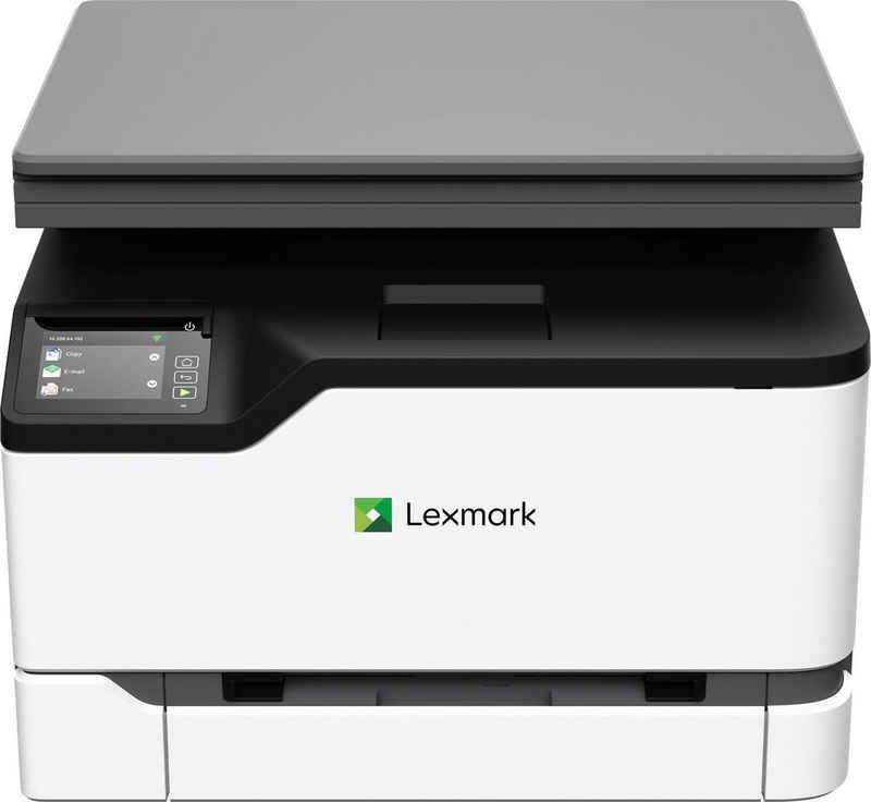 Lexmark LEXMARK MC3224dwe Laserdrucker, (WLAN, automatischer Duplexdruck)