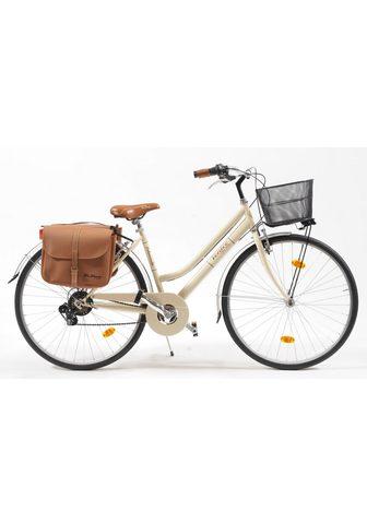 VENICE - I love Italy Dviratis »Citybike 605 Lady« 6 Gang Ke...