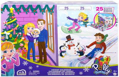 Mattel® Adventskalender »Polly Pocket«