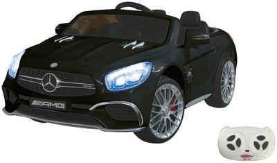 Jamara Elektro-Kinderauto »Mercedes SL65«, Belastbarkeit 35 kg