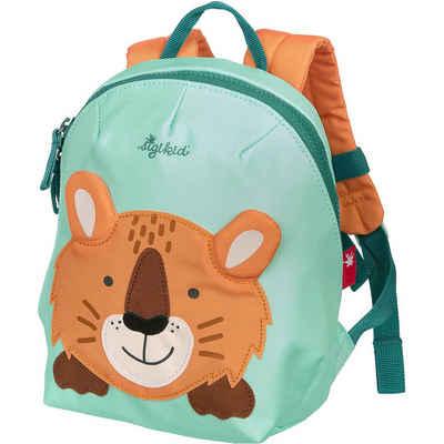 Sigikid Kindergartentasche »Mini Rucksack Tiger hellblau, Bags«