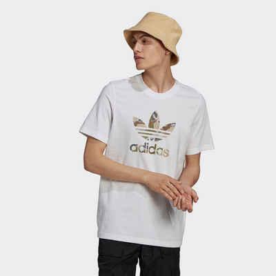 adidas Originals T-Shirt »CAMO TREFOIL«