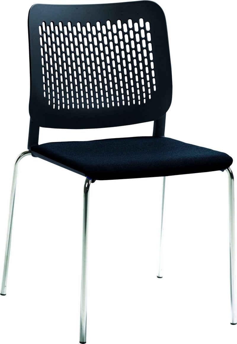 Mayer Sitzmöbel Stapelstuhl »Stapelstuhl mySITTEC«, stapelbar