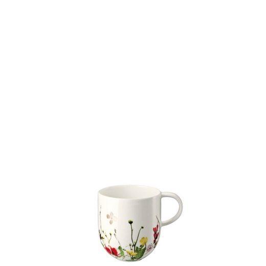 Rosenthal Becher »Brillance Fleurs Sauvages Becher mit Henkel«, Porzellan
