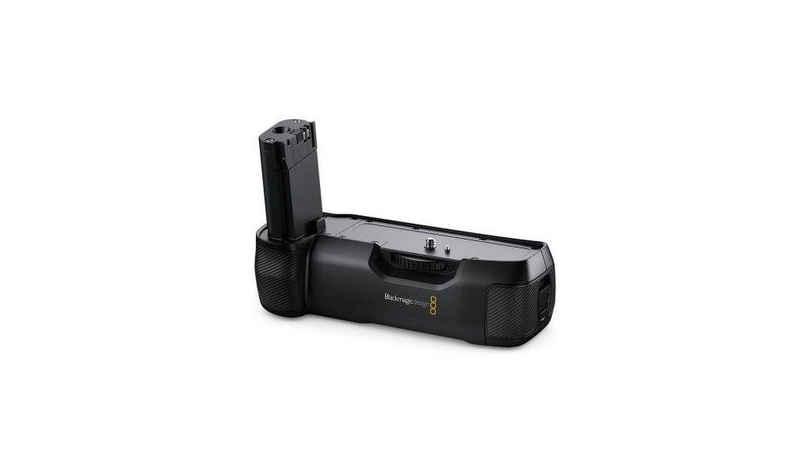 Blackmagic Kamerazubehör-Set »Batteriegriff für Pocket Cinema Camera 4K«