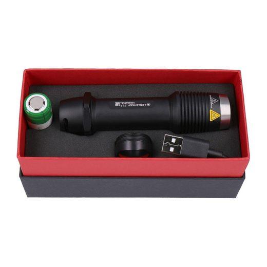 Ledlenser LED Taschenlampe »F1R black Gift Box«