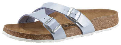 Birkenstock »YAO« Pantolette in Schuhweite: schmal