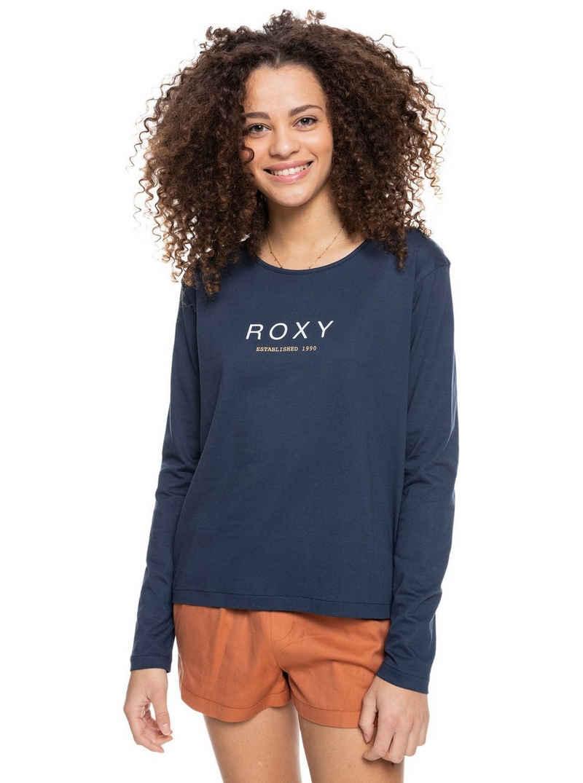 Roxy Langarmshirt »Loving Clouds«