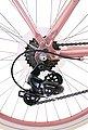 FASHION LINE Tourenrad, 21 Gang Shimano TOURNEY TY 300 Schaltwerk, Kettenschaltung, Bild 2