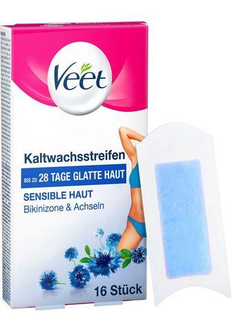 Veet Kaltwachsstreifen »Easy-Gelwax Bikiniz...