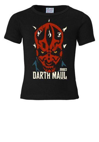 LOGOSHIRT Marškinėliai su coolem Frontprint »Dar...