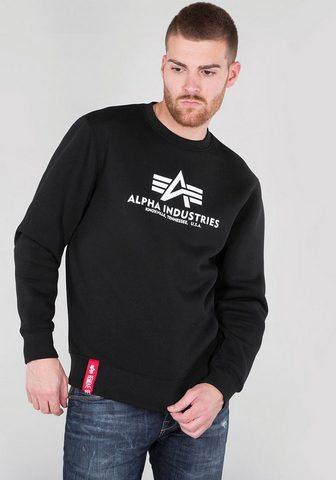 Alpha Industries Sportinio stiliaus megztinis »Basic Sw...