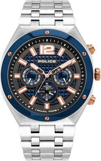 Police Multifunktionsuhr »KEDIRI, PL15995JSTBL.61M«
