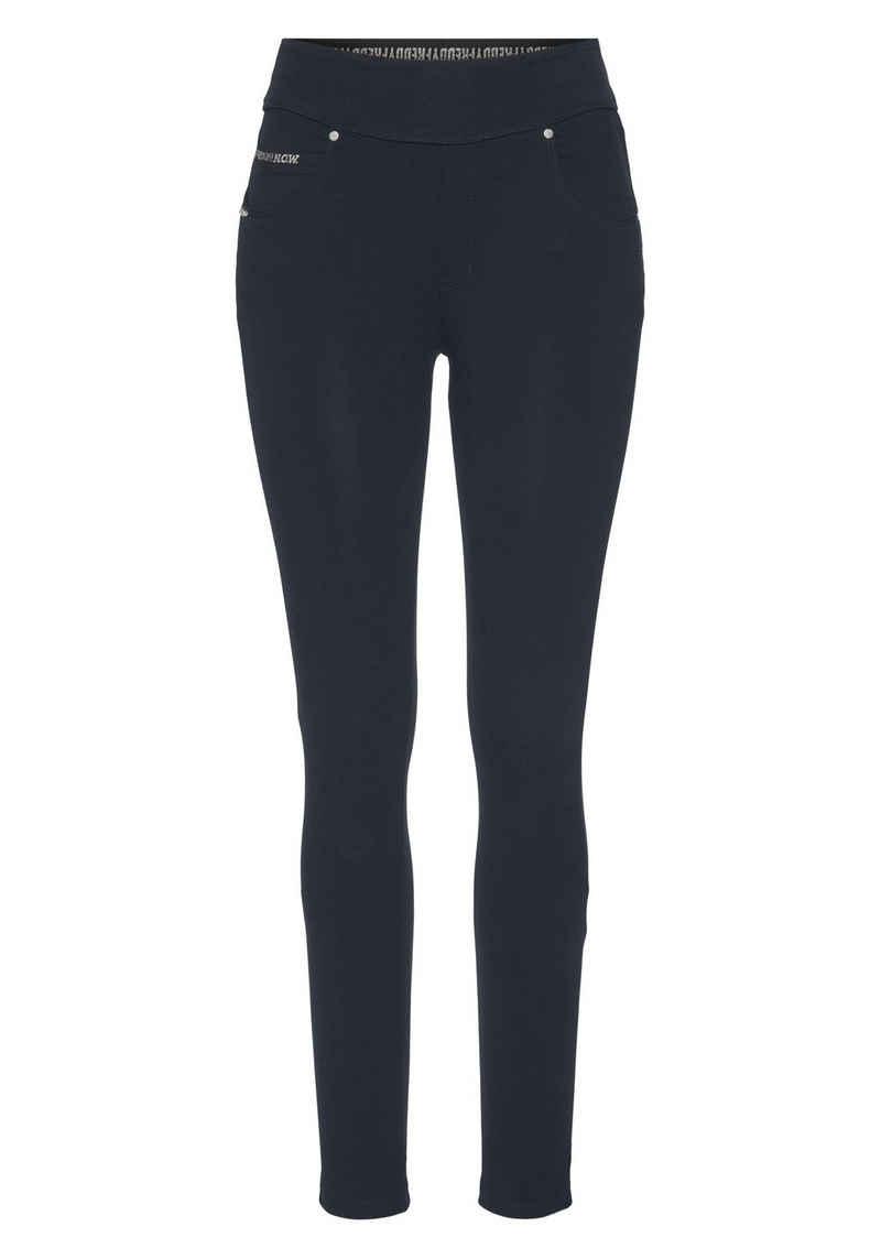 Freddy Jeggings »NOWY1MC001« aus 100% bi-elastischen Jersey-Gewebe, in zwei Richtungen dehnbar für optimale Bewegungsfreiheit, Komfort und Leichtigkeit