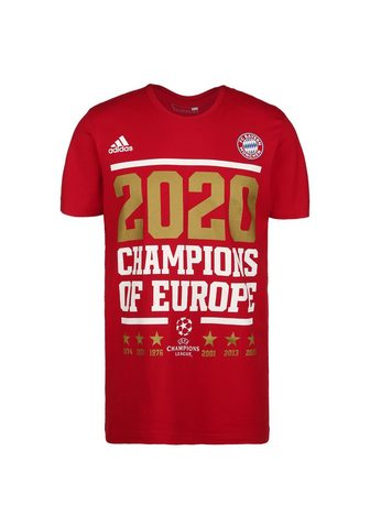 adidas Performance Marškinėliai »Fc Bayern München Ucl Wi...