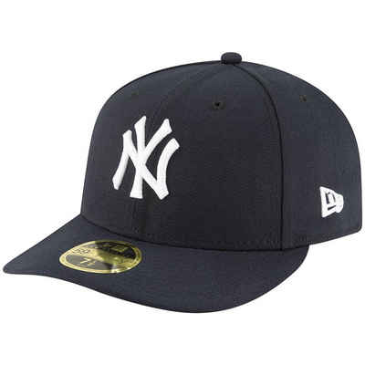 New Era Fitted Cap »59Fifty Low Profile AUTHETIC New York Yankees«