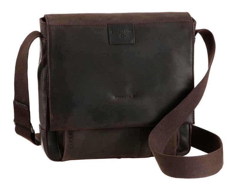 Strellson Umhängetasche »brick lane shoulderbag svf«, im praktischem Format