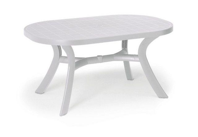 Best Tisch Kansas weiß