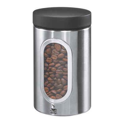 GEFU Vorratsdose »Piero Kaffee Aroma Paddose 250 g«, Edelstahl, (1-tlg)