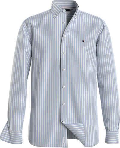 Tommy Hilfiger Langarmhemd »BOLD STRIPE SHIRT«
