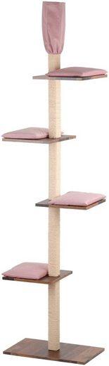 SILVIO DESIGN Kratzbaum-Deckenspanner »Lexie«, BxTxH: 60x36x260 cm