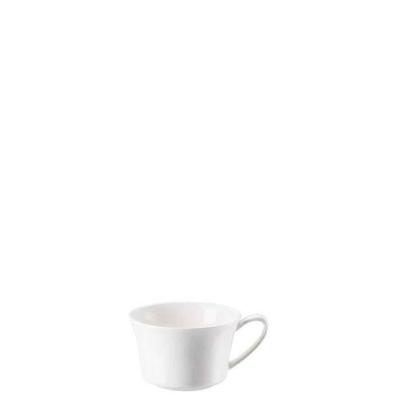 Rosenthal Tasse »Jade Weiß Tee-Obertasse«, Porzellan