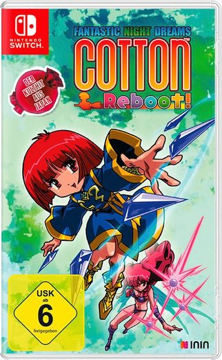 Cotton Reboot! Nintendo Switch