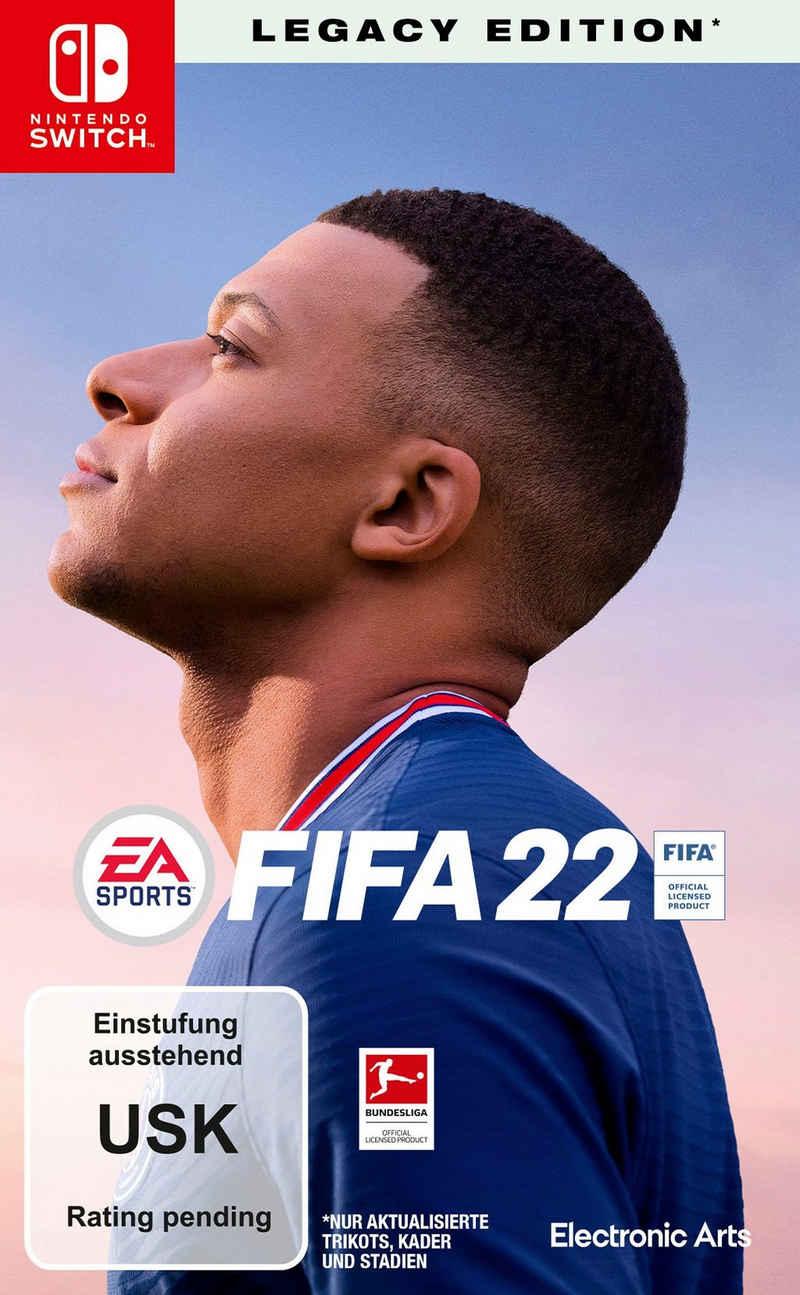 Switch FIFA 22 Legacy Edition Nintendo Switch
