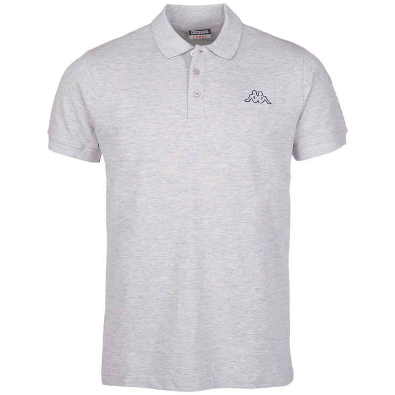 Kappa Poloshirt »PELEOT« in großen Größen erhältlich