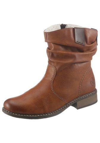 Rieker Žieminiai batai su Raffungen