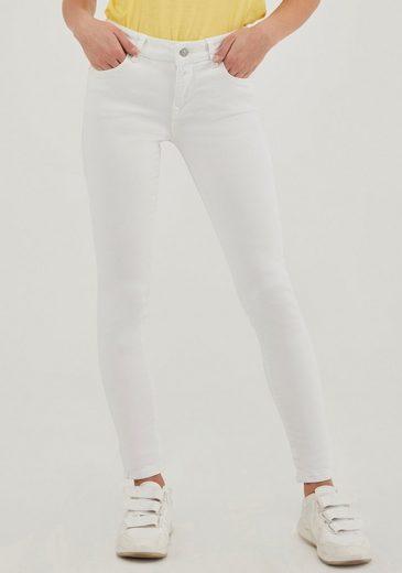 LTB Skinny-fit-Jeans »NICOLE« mit extra engem Bein und normaler Leibhöhe im 5-Pocket-Stil