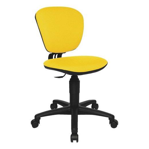 TOPSTAR Schreibtischstuhl »High Kid« mit Muldensitz und Spezial-Kinder-Toplift