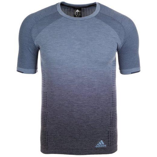 adidas Performance Laufshirt »Primeknit Wool Dip Dye«