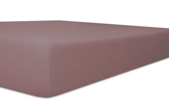 Spannbettlaken »Spannbetttuch EASY-STRETCH Q25«, Kneer