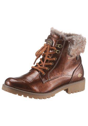 Dockers by Gerli Žieminiai batai in Lack-Optik