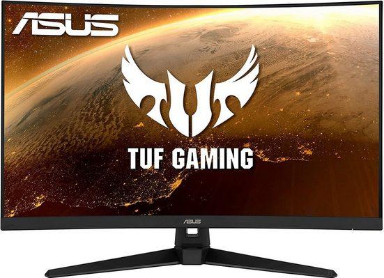 "Asus VG328H1B Curved-Gaming-Monitor (80,01 cm/31,5 "", 1920 x 1080 Pixel, Full HD, 1 ms Reaktionszeit, 165 Hz, VA LED, 80,01 cm (31,5) Full HD, 1 ms)"